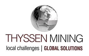 thyssen mining logo